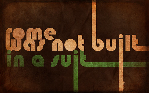 rome was not built in a suit (click to enlarge)