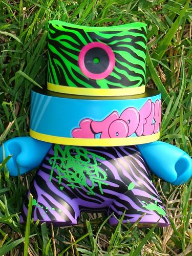 Kidrobot Toofly Fatcap