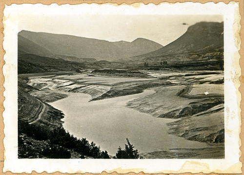 ADACAS - 01-8: Pantano de Arguis, Huesca. 1921-1924