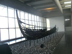 Viking ships at Roskilde