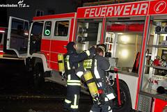 Feuer Sportlerheim Medenbach