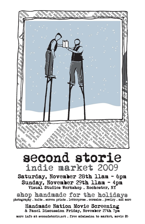 second storie indie market