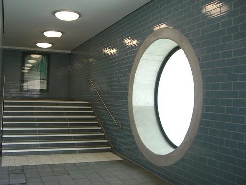 Neuer Bahnsteig S-Bahnhof Adlershof
