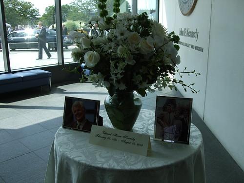 Remembering Senator Kennedy