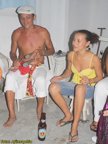 Pai Carlos - Zé Pilintra 36 por você.