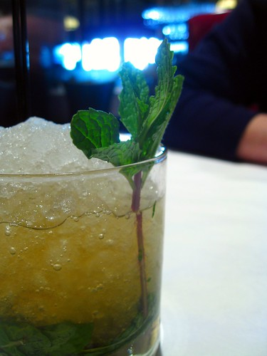 mint julep at eastern standard