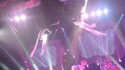 Katy Perry concert - Brisbane 2011