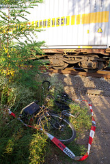 Zugunglück Raunheim 18.08.09