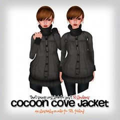 50L Friday 13 - !Ohmai - Cocoon Cove Jacket (50L Friday Exclusive)