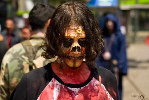 Skull Zombie.