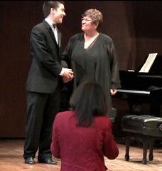 Scott MacIsaac & Marilyn Engle at TSO Competition 2011