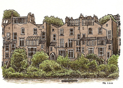 hampstead pond houses