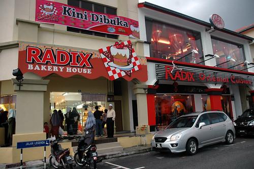 Radix Bakery House
