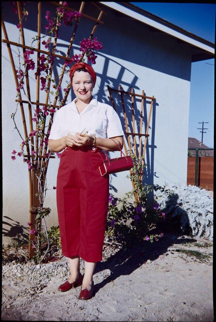 Rose 1957