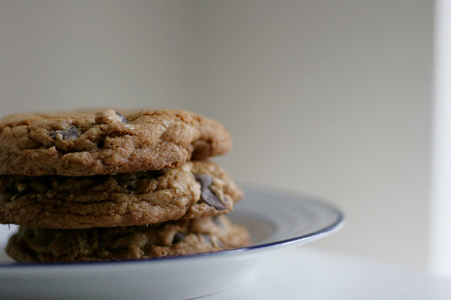 Sometimes you need Chocolate Chip Cookies