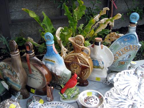 Bottles a-plenty