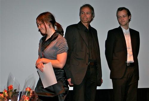 Karen Moe Møllerup, Magnus Vartdal Kristoffersen & Jon Iversen