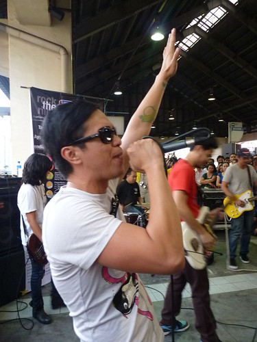 Raymund of Sandwich at Rock the Riles 09