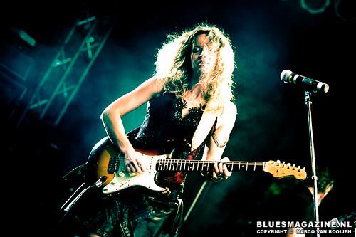 Ana Popovic / Mike Zito Big Band