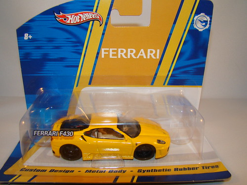 HW Customs Ferrari