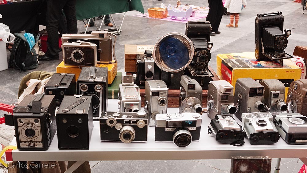 Polaroid, Argus y otras