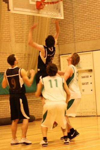 Basketball v. Leeds, 20091209, Rachel Elgar, 4