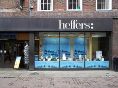Heffers Bookstore, Cambridge, England
