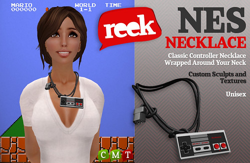 Reek - NES Necklace