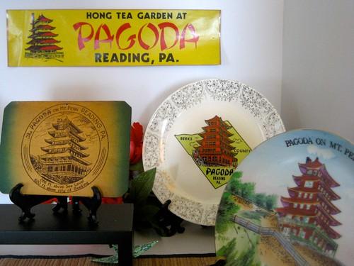 Pagoda Souvenir Collection