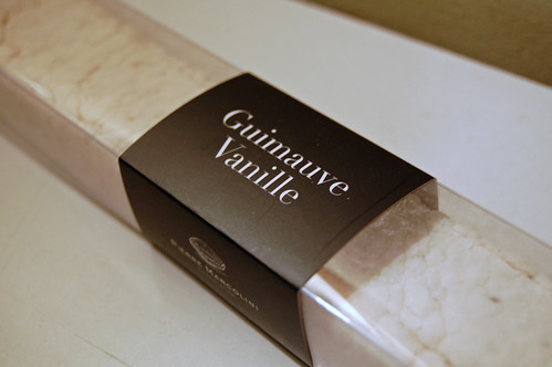 Guimauve Vanille