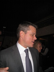 Matt Damon - TIFF 09
