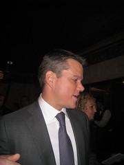 Matt Damon - TIFF 09