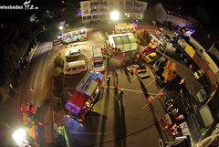 Einsatzübung F2Y Nauheim 22.10.09