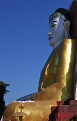 Burmese Buddha. Photo, © John Aske