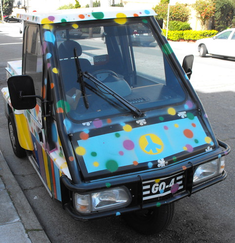 The Keith Haring Art Cars 10