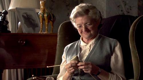 Julia McKenzie as Miss Marple