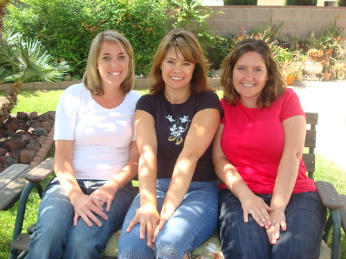erin, shellie, and carrie