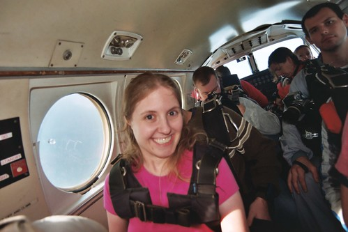 Inside the jump plane