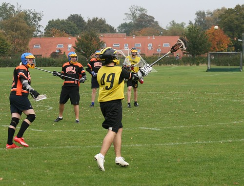 Lacrosse v Hull, 14/10/2009, Photo: Justyn Hardcastle