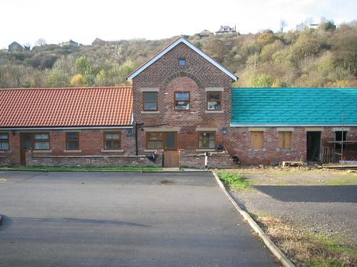 Tom Leonard, Cleveland Ironstone Mining Museum, Skinningrove