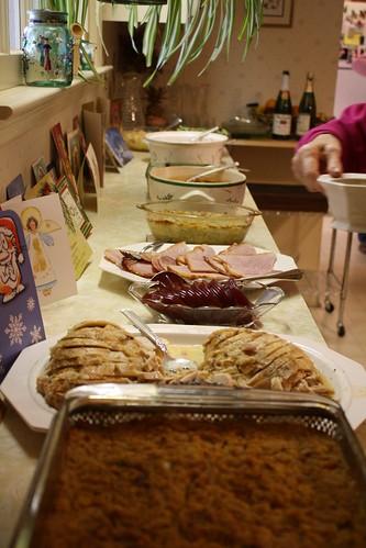 Christmas Dinner '09