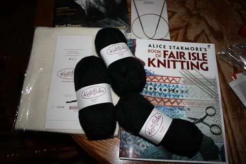 Knit Picks loot!