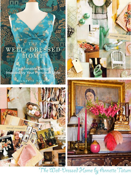The Well-Dressed Home {Book}