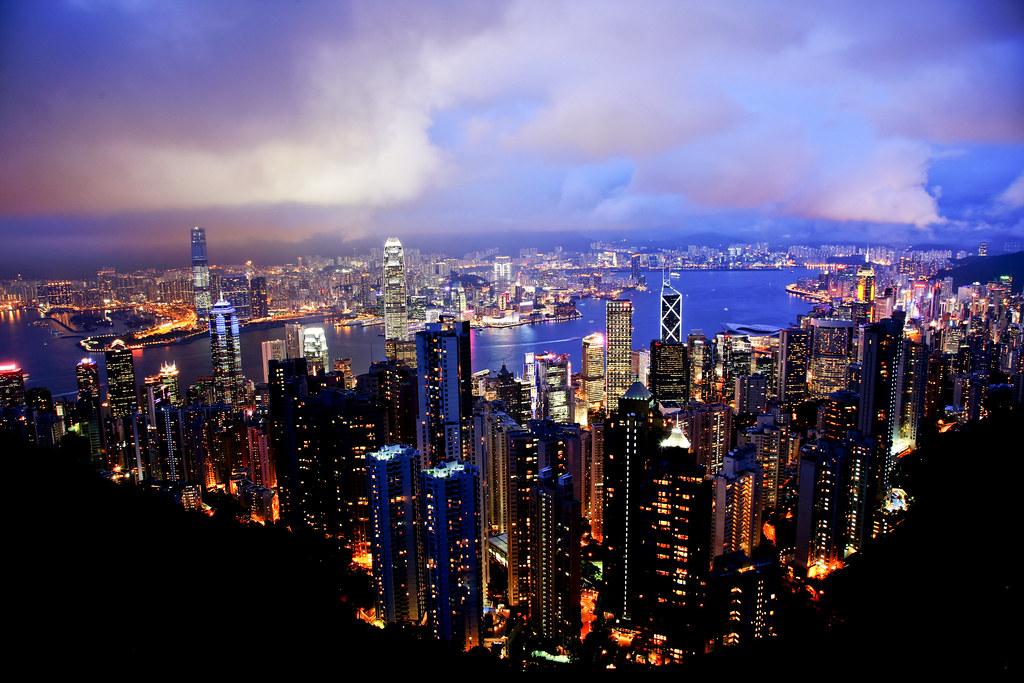 BUMBLEBEE's VIEWFINDER : 香港行‧太平山