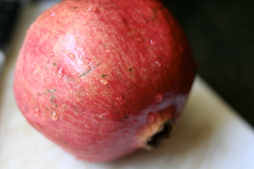 pomengranate step 1
