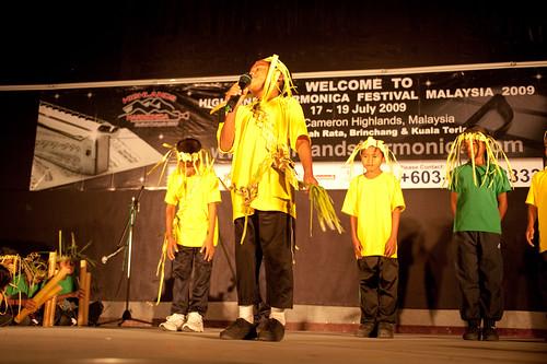 Orang Asli Dance