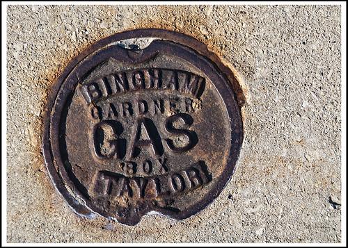 Bingham Gardner Gas Box Taylor