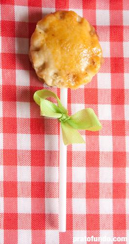 Dose de Fofoura do Dia: Pirulito-Torta