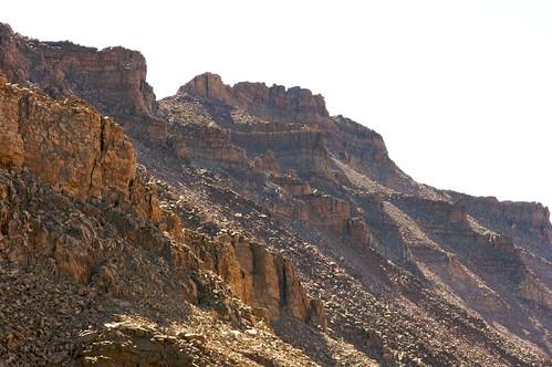 King's Peak - West Face