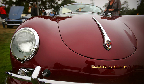 the estate of things chooses porsche roadster 356